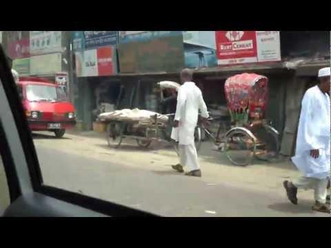 バングラデシュに行ってきた チッタゴンの町並み Bangladesh Chittagong