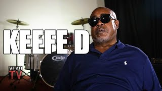 Keefe D on Orlando Wanting to Fight 2Pac After Attack, Getting Gun from Puffy's Associate (Part 13)