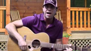 Jon Wolfe Performs 'Smile on Mine' Live Acoustic
