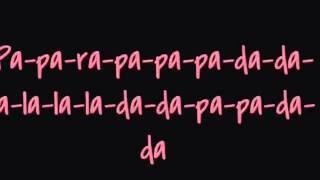 Meghan Trainor - Better when i'm dancing (Lyrics video)