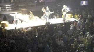 Gloriana Live at Taylor Swift Concert - Bossier City, LA