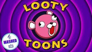 Fortnite Feud: Looty Tunes
