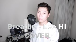 한숨(Breathe) - 이하이(Lee Hi) Cover by Jason Lim