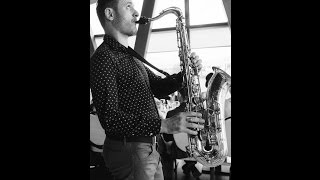 Imagine - (John Lennon) Saxophone Cover By Juozas Kuraitis