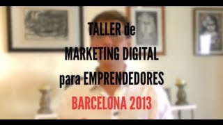 Taller de Marketing Digital para Emprendedores