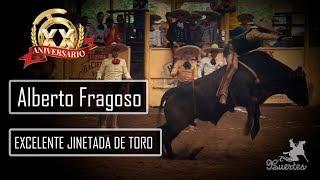 8 SEGUNDOS - Excelente Monta de Toro - Alberto Fragosa - Millonario THV 2017