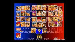 Creepypasta-The King of Fighters 2013
