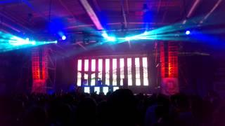Black Sun Empire live @ OnFest 2013 (Sofia, BGR) part 2