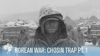 """Death Valley"" - British/American forces in the Korean War (Part 1)"