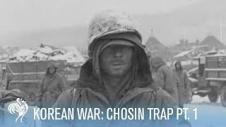 """Death Valley"" - British/American forces in the Korean War (Part 1)"