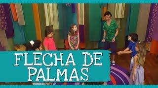 Flecha de Palmas (Música: Sopa) - Palavra Cantada (Brincadeiras Musicais da Palavra Cantada