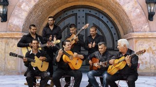 "Seven Kings - ""Bamboleo"" (Gipsy Kings), 2013"