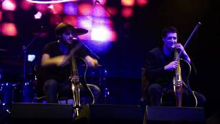 2Cellos Live in NYC - Smooth Criminal