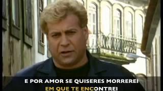 Fernando Santana – Amo-te (Por Amor Tudo Farei) (Official Karaoke)