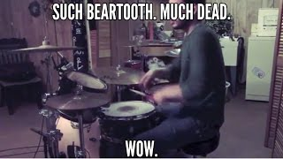 SallyDrumz - Beartooth - Always Dead Drum Cover