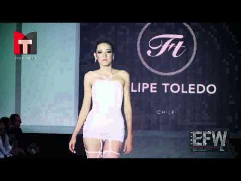 Ecuador Fashion Week Diseñador FELIPE TOLEDO