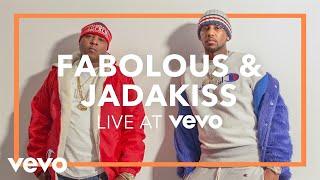 Fabolous & Jadakiss - Theme Music (Live at Vevo)