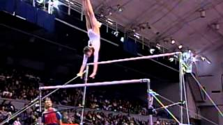 Alexandra Barac - Uneven Bars - 2000 Pontiac International Team Championships - Women