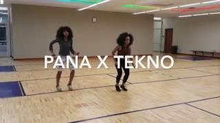Tekno - Pana Choreography | MK Dancers
