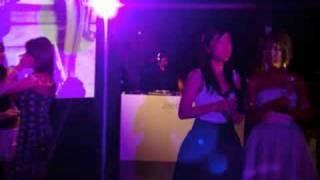 DJ MUNOZ a.k.a Disco Infiltrator@Jimmy Choo Party