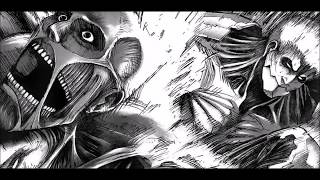 "Attack on Titan Season 2 OST - YouSeeBIGGIRL/T:T   Vogel im Käfig 2.0   ""Traitors Suite"""