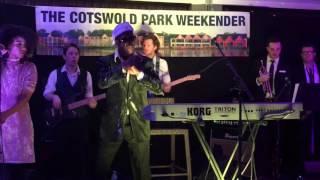 Leroy Hutson - Love the feeling (live)