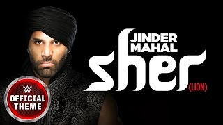 Jinder Mahal - Sher (Lion) (Official Theme)