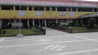 Odisha Sambalpur railway station Best Practics Swatchh Bharat & Safety slogan width=