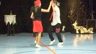 Boogie Lara Vogt - Tobias Grimm -- Boogie Jugend Vorstellung