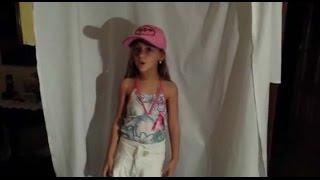 """""""Timber"""" - Pitbull ft. Ke$ha Performance ARIANN (7 years old) for Para'kitos TM France"""