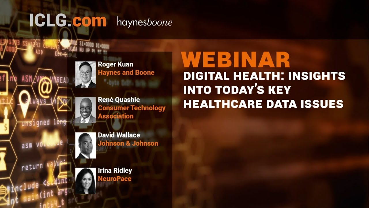 Digital Health: Insights Into Today's Key Healthcare Data Issues
