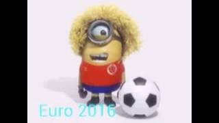 David Guetta ft. Zara Larsson - This One's For You [Minion Version] (UEFA EURO 2016™ Official Song)
