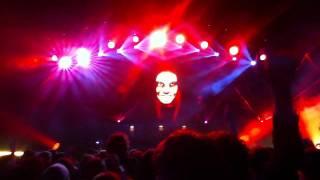 Aphex Twin Live @ Forbidden Fruit Dublin