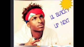 Lil blacky _ young blacky.