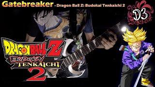 Dragon Ball Z: Budokai Tenkaichi 2 - Gatebreaker [Cover]