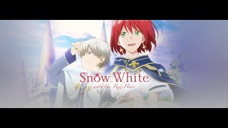~AMV~O Chandralekha|Snow white with the red hair[Anime in Hindi]