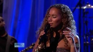 [1080p ] Leona Lewis - Better In Time @ (Ellen DeGeneres Show 2008.09.11) HD