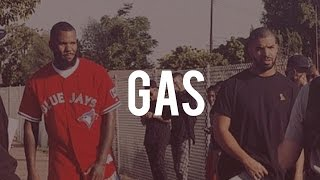 "SOLD- Drake x Game Type Beat - ""Gas"" (Prod. Young Ra)"