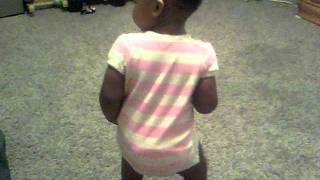 Baby dancing to Racks by YC and Future