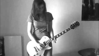 Sweet Child O Mine Guns N' Roses Cover by Iowa91
