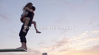 TOGETHER WE CAN FLY