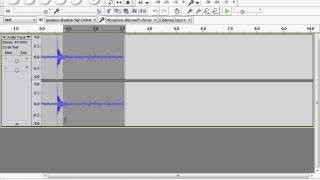 How To Make Explosion Sound Effects With Audacity