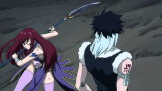 Erza vs Midnight (AMV) - Fairy Tail