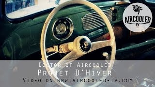 Projet d'Hiver Aircooled