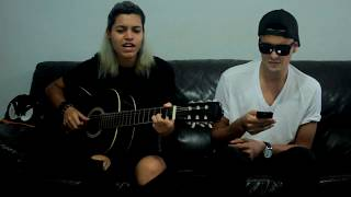 Deixe-me ir (1Kilo) Stephany Moura part. Marco - Cover