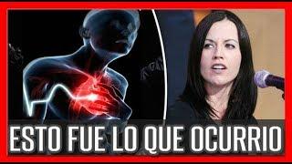 Que Causo la Muerte de Dolores O'Riordan vocalista de Cranberries