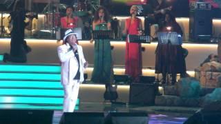Al Bano Carrisi & Adriano Celentano in Moscow 2013 - Azzurro