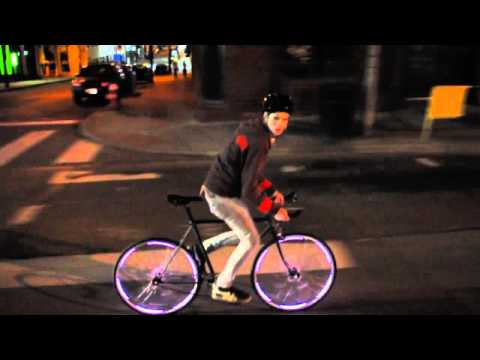 Project Aura: Bicycle Safety Lighting System - Kids and Science