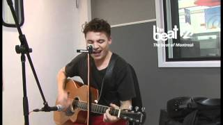 "Shawn Hook Performing ""So Close"" Live at 92.5 The Beat"