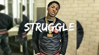 "[FREE] NBA YoungBoy Type Beat 2017 - ""Struggle"" (Prod. KingWill Music)"